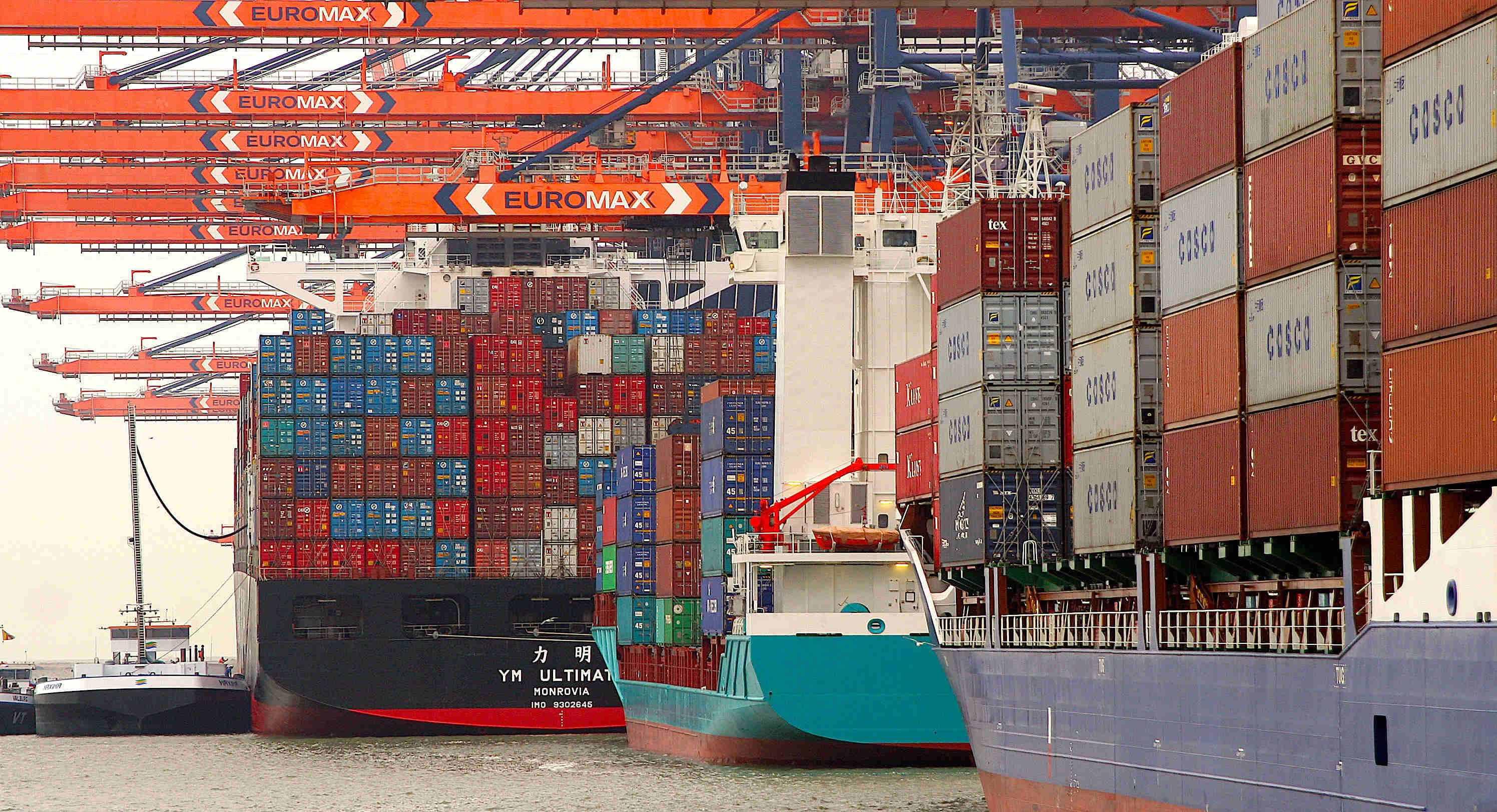 中欧商贸关系综述