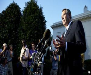 Obama Meeting With Co<em></em>ngressional Leaders Fails to Resolve Sh