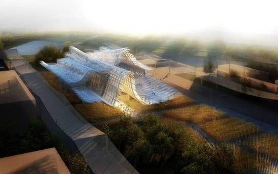 2015年米兰世博会中国馆揭秘