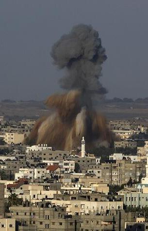 灭顶之灾?以色列欲将哈马斯推向断头台