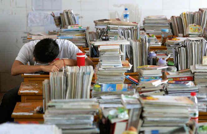 阶层天花板---说说中国教育的不公平现象