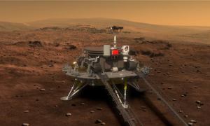 China Breakthroughs: Mission to Mars prepares for liftoff in