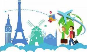 中国成世界最大出境旅游市场