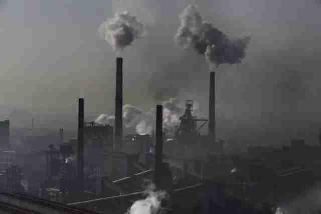 雾霾有所好转,多部委联合召开记者会表除雾霾决心!