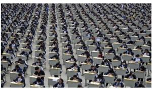 美国首个州立大学认可中国高考成绩