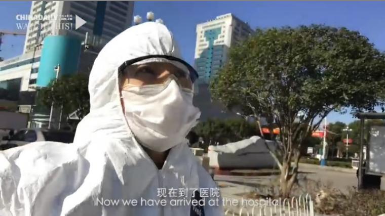 英雄新传:汶川地震幸存者在武汉坚守