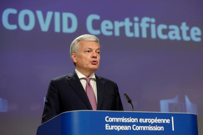 """德国等7个欧盟成员国开始发放""""疫苗护照"""""""