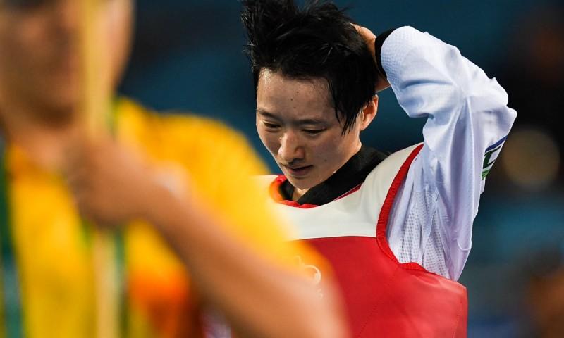 虽败犹荣!34岁跆拳道运动员第四次征战奥运:尝试了就没有遗憾