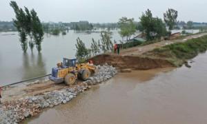 山西暴雨已致近176万人受灾